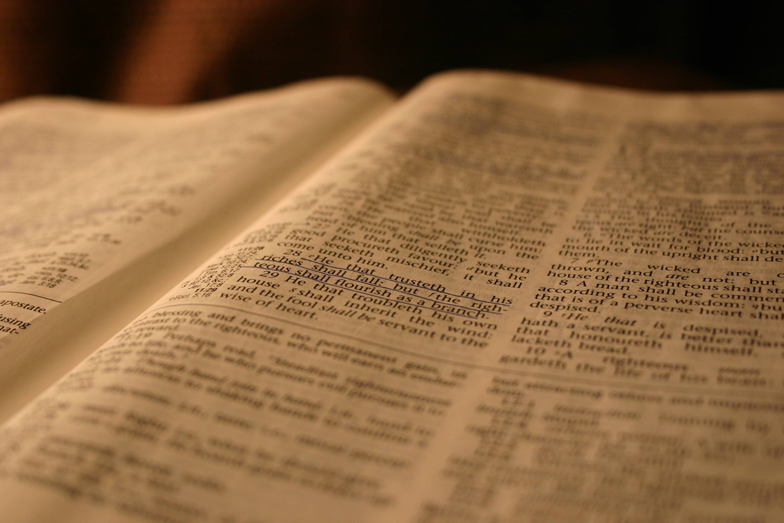 Bible Study Resources | All is Well