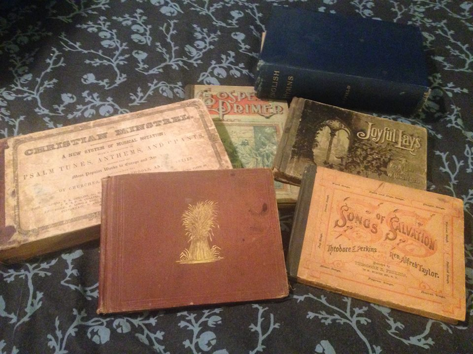 Old Hymnals