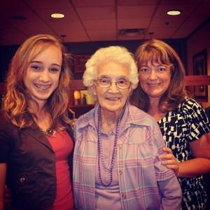 Grandma and Keli