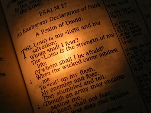 ScripturePsalm